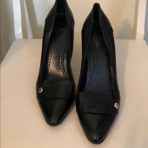 Brooks Brothers Black Heels